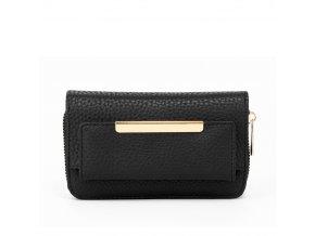 Čierna peňaženka pre ženy Kendal AGP1097