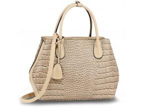 Béžová kabelka do ruky Mariam AG00644