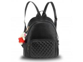 Čierny ruksak Linda AG00674