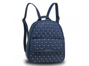 Námornícky modrý ruksak Elsie AG00712