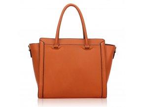 Trendy kabelka do ruky Anastasia hnedá AG00516