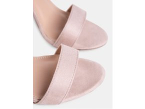 deezee bezowe sandalki na slupku no lie new 2913357 468987 2
