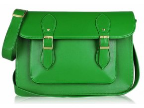 Crossbody kabelka Minnie zelená LS00131