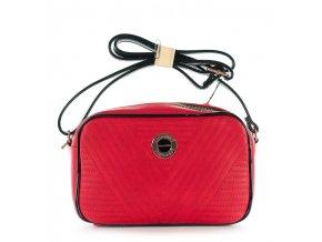 Crossbody kabelka Monnari červená 9250 J15 1611