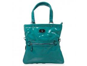 Modrá kabelka Castella 21a-337