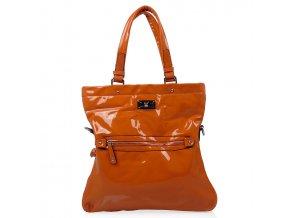 Oranžová kabelka Castella 21a-337