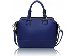 Shopper kabelka do ruky Belinda modrá LS00157