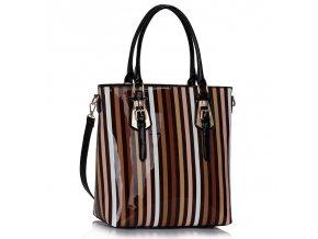 Shopper kabelka do ruky Celine hnedá LS00340