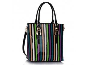 Shopper kabelka do ruky Celine zelená LS00340 acb8c1494d2