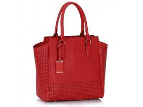Shopper kabelka do ruky Darlyne červená LS00249A