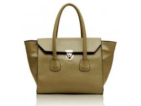 Shopper kabelka do ruky Hope telová LS00183