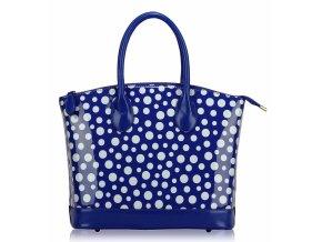 Shopper kabelka do ruky Laurie modrá LS00282