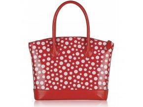 Shopper kabelka do ruky Laurie ružová LS00282