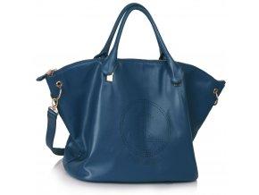 Shopper kabelka do ruky Lois námornícka LS00391