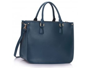 Shopper kabelka do ruky Myra námornícka LS00392