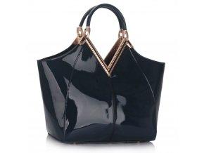 Shopper kabelka do ruky Sandy námornícka LS00302
