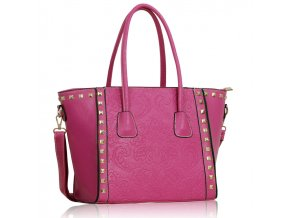 Trendová kabelka do ruky Alice fuchsia LS00234A