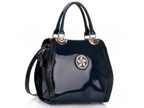 Trendová kabelka do ruky Lena námornícka LS00380
