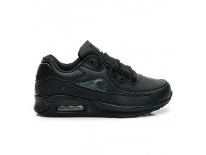 Dámska športová obuv SPRINT BLACK B733-1B /S3-17P veľ.č. 38 (Veľkosť UK 2,5 / EUR 35)