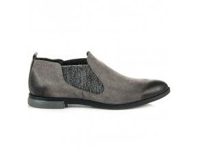 Dámske kožené topánky 1104L.G VEĽ.Č. 38 (Veľkosť 42)