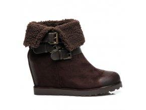 Dámske topánky s platformou veľ.č. 39 (Veľkosť UK6 / EUR 39)