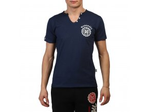 Pánske tričko Marshall Original námornícke (Veľkosť S,)