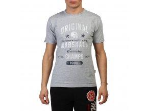 Pánske tričko Marshall Original sivé (Veľkosť XL,)