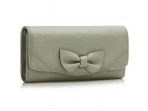 Peňaženka Betty sivá LSP1056A