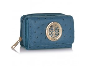 Peňaženka Daina modrá LSP1052