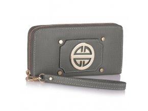 Peňaženka Emi sivá LSP1051
