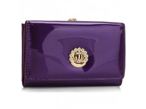 Peňaženka Jackie fialová LSP1069