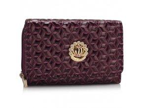 Peňaženka Jennifer fialová LSP1067