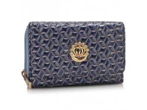 Peňaženka Jennifer modrá LSP1067
