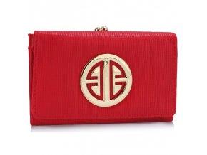 Peňaženka Jocelyn červená LSP1063
