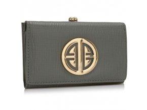 Peňaženka Jocelyn sivá LSP1063