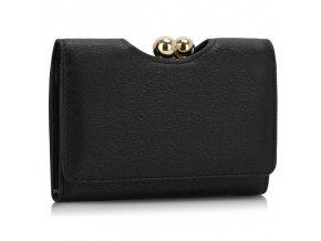 Peňaženka Loni čierna LSP1065