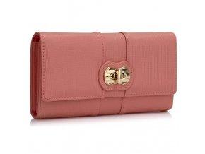 Peňaženka Lorna ružová LSP1055