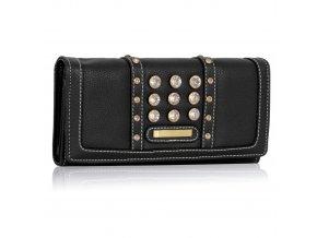 Peňaženka Lynne čierna LSP1041