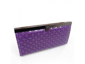 Peňaženka Riccaldi fialová