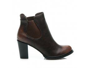 Štýlové kotníkové topánky veľ.č. 39, 40 (Veľkosť UK7 / EUR 40)