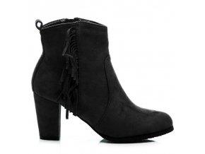Štýlové topánky so strapcami veľ.č. 36, 37 (Veľkosť UK4 / EUR 37)