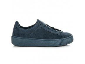 Modré tenisky CREEPERS T025-13D.BL