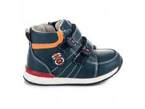 Topánky pre chlapcov 6013-09BL/OR