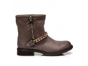 Topánky s retiazkou veľ.č. 36 (Veľkosť UK5 / EUR 38)