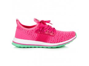 Ružové tenisky WT-1628F