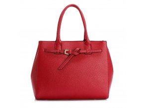 Červená kabelka do ruky Adriana AG00447
