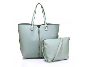 Modrá kabelka na rameno Netty AG00548