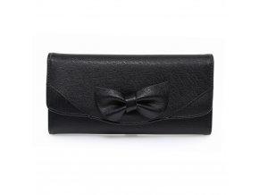 Čierna peňaženka Netta AGP1056A