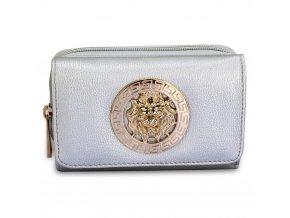 Strieborná peňaženka Antonia AGP1064A