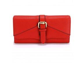 Červená peňaženka Beverly LSP1042
